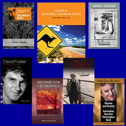 Cambria Press academic publisher Australian Literature MLA #MLA 14