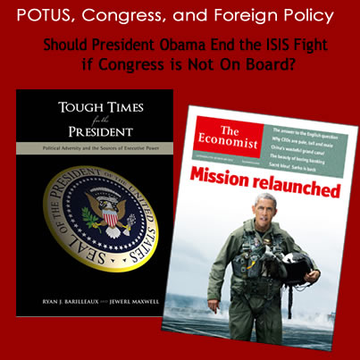 POTUS Congress Foreign Policy