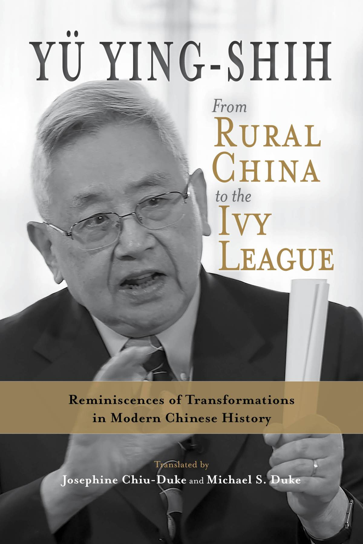 Professor Yü Ying-shih