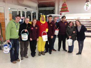 Children in Need 2013, Sainbury's