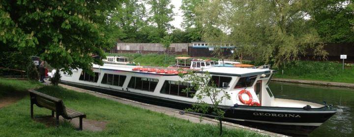 Riverboat Georgina
