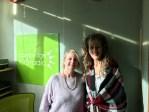 Liz Barker: Jeannie Seers & Jayne Downes