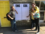 Cambridge Colombians prepare to take on England