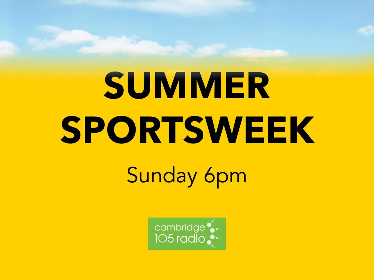 Summer Sportsweek 12/05/2019