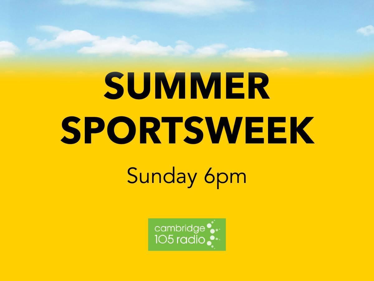 Summer Sportsweek 19/05/2019