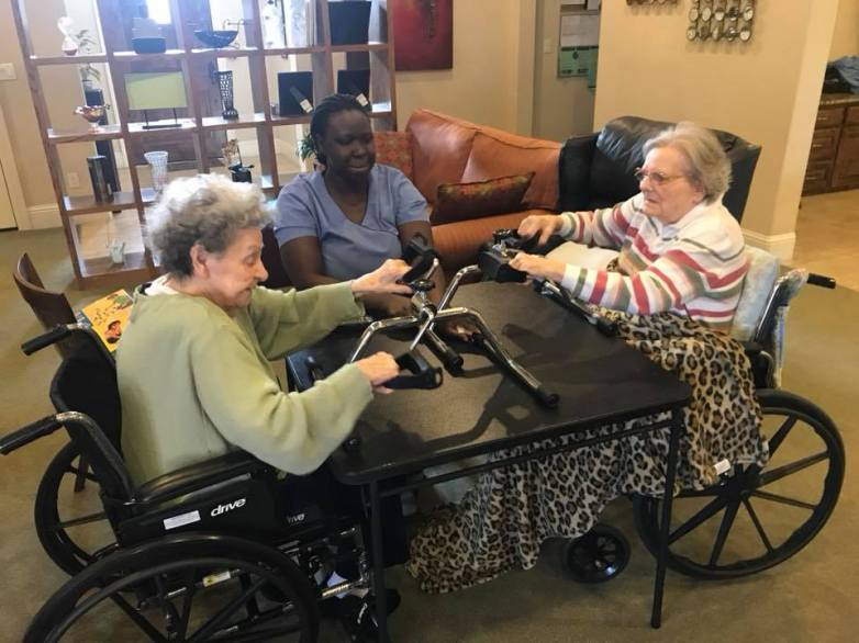 Cambridge Caregivers Dallas