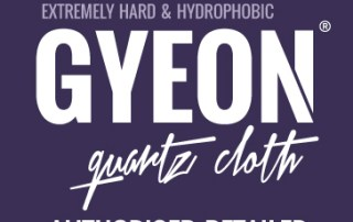 Detailing with Gyeon MOHS