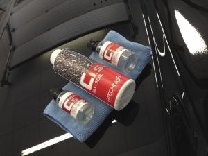 Gtechniq new car protection essex - bishops stortford