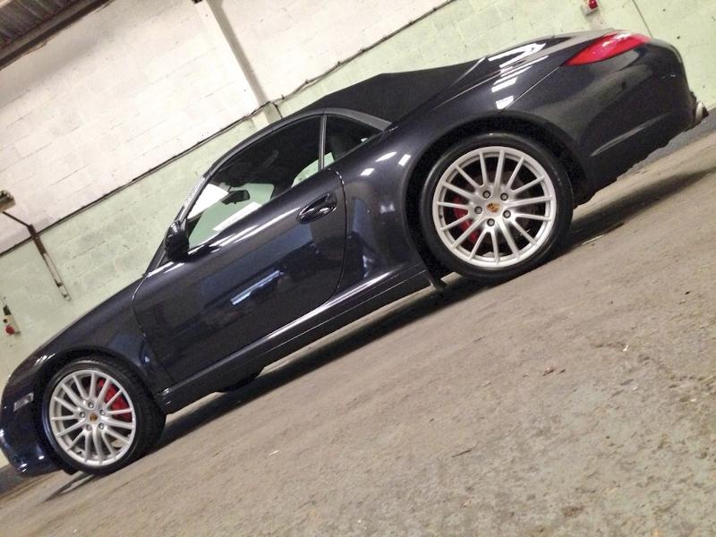 Porsche Essex