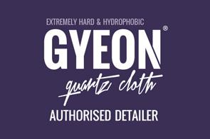 Gyeon Autherised detailer
