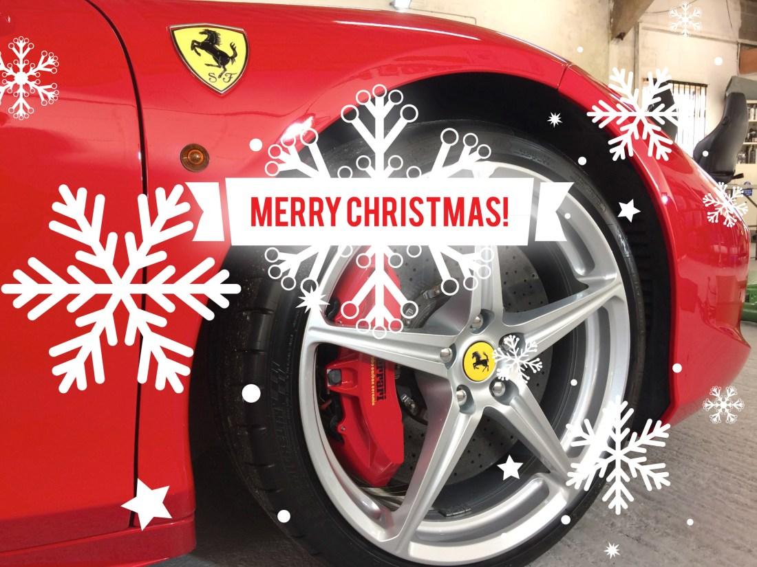 Cambridge Concours Car Valeting & Detailing Christmas Vouchers
