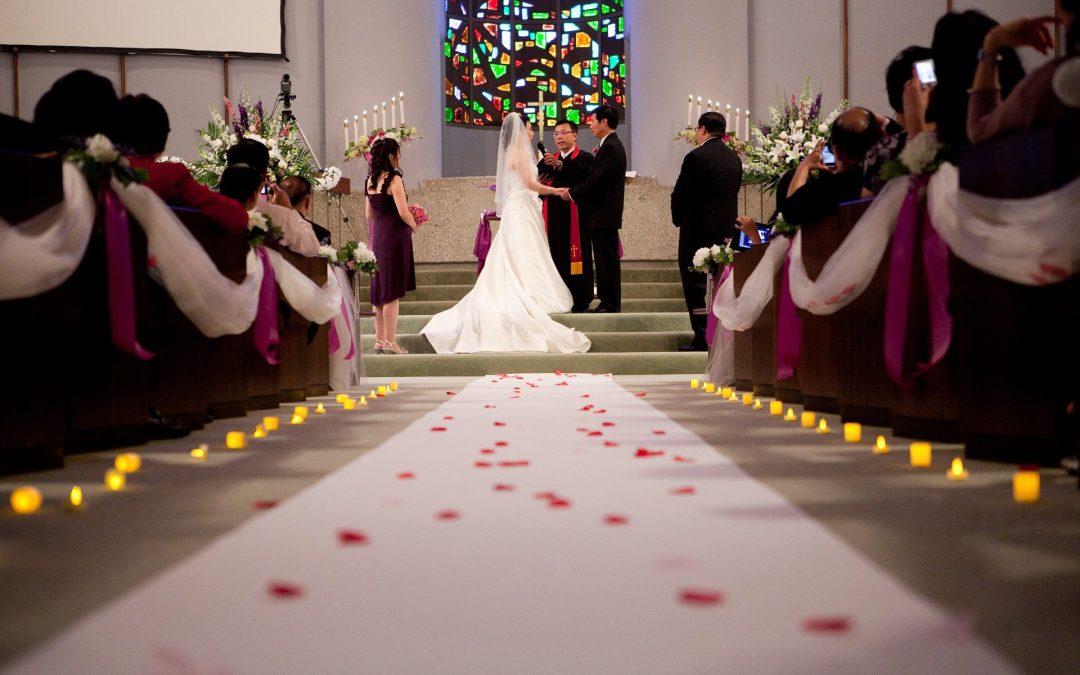 イギリスの結婚式 U.K. Weddings