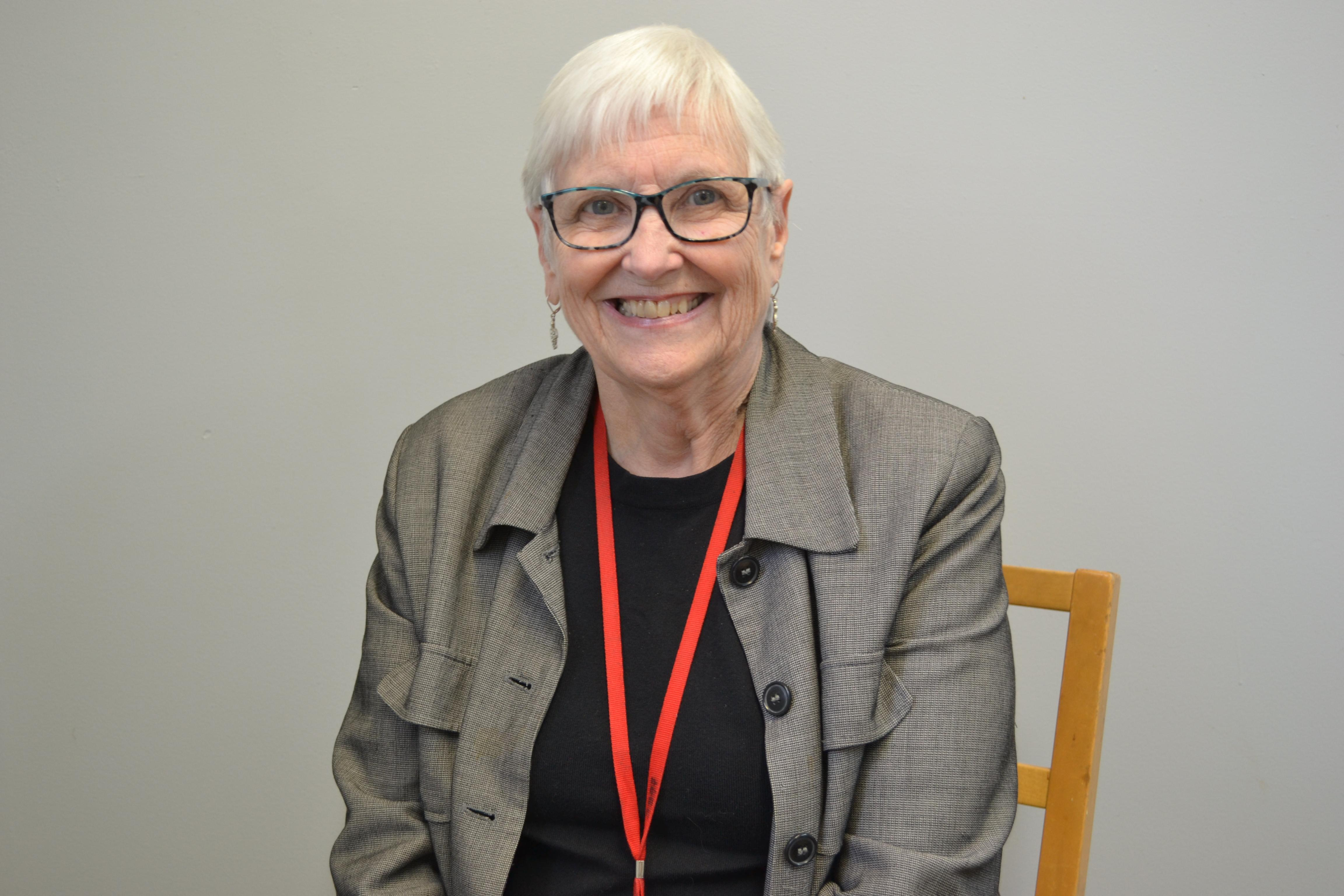 June Anderson, Spiritual Care Provider