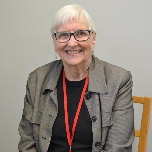June Anderson, Spiritual Care Provider