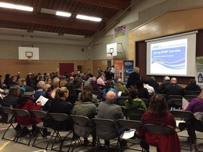 Surrey RCMP Community Forum
