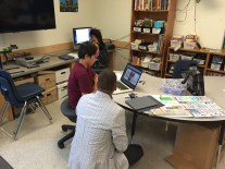 Students share how they document their learning