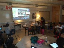 MysterySkype session with friends in Anaheim