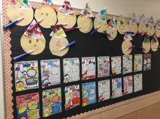 New Year resolutions from Div. 20.