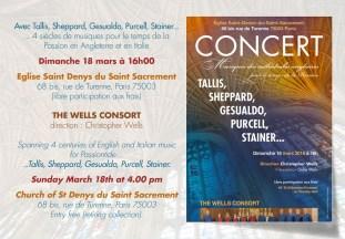 wells consort