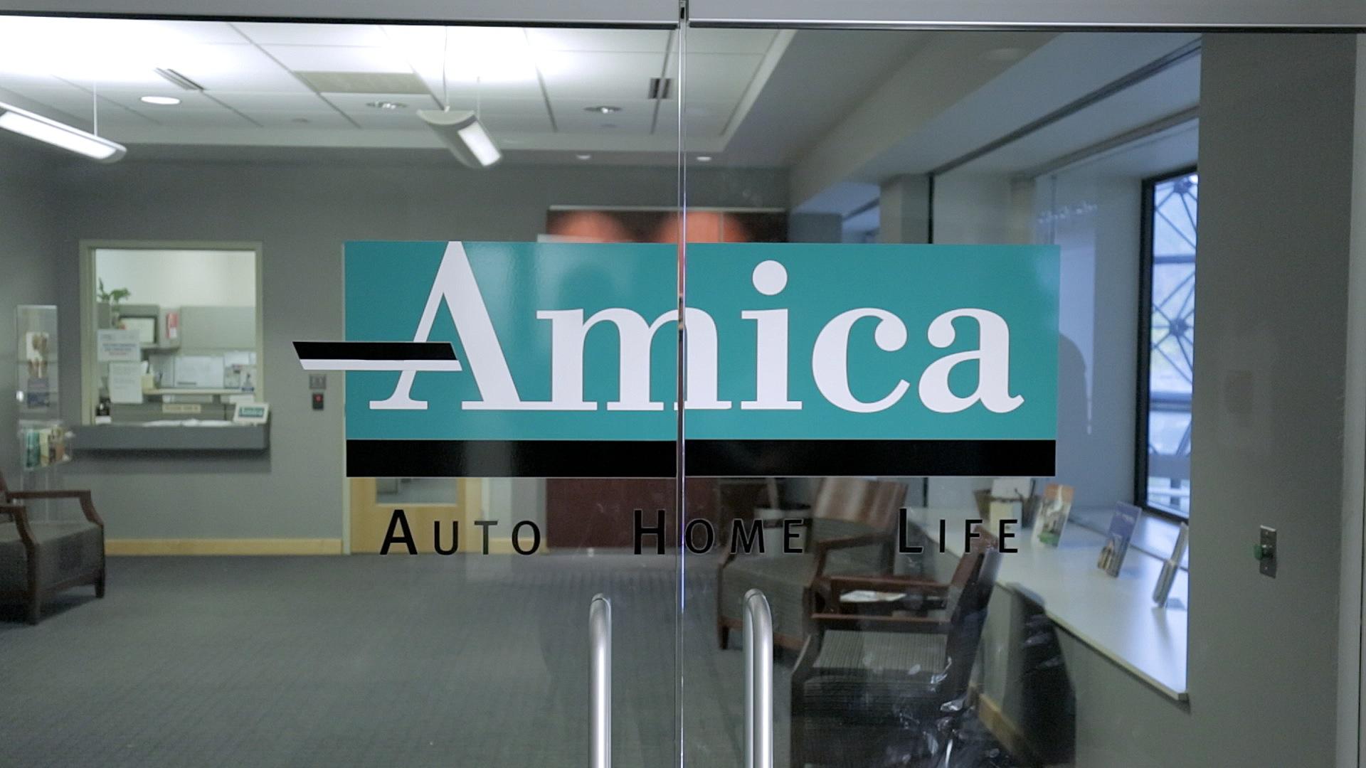 Amica Mutual Insurance Company  Sound Masking Case Study