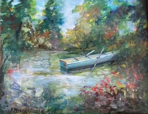 Merecki-rowboat