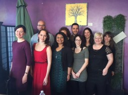 Sabor y Cultura Reading, April 1, 2016