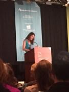 Leslie Jamison reads at AWP