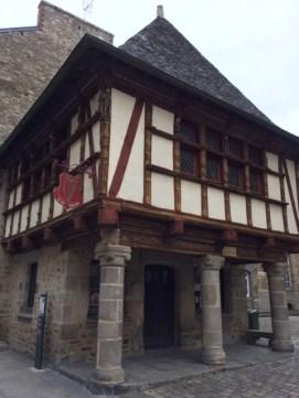 Hôtel Kératry, maison voyageuse