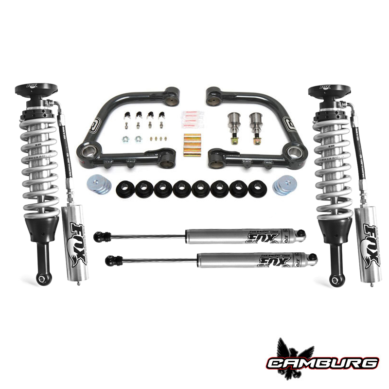 Camburg Toyota Tundra 2wd/4wd 07-18 FOX Factory 2.5 Kit