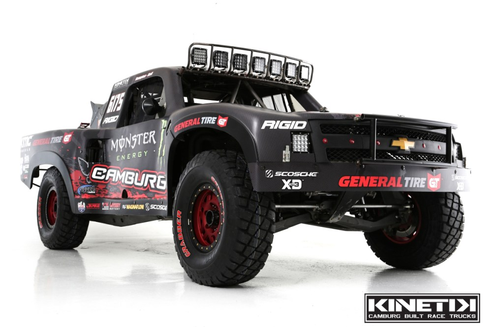 medium resolution of camburg built kinetik race trucks