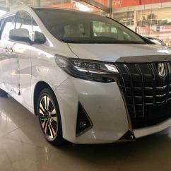 All New Alphard Executive Lounge Toyota Yaris Trd Sportivo Pantip Camcarcity