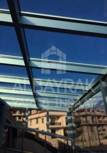 sabit cam cati 2 210x300 - Sabit Cam Çatı