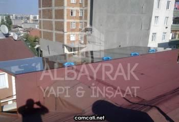 sabit cam cati5 - Sabit Cam Çatı
