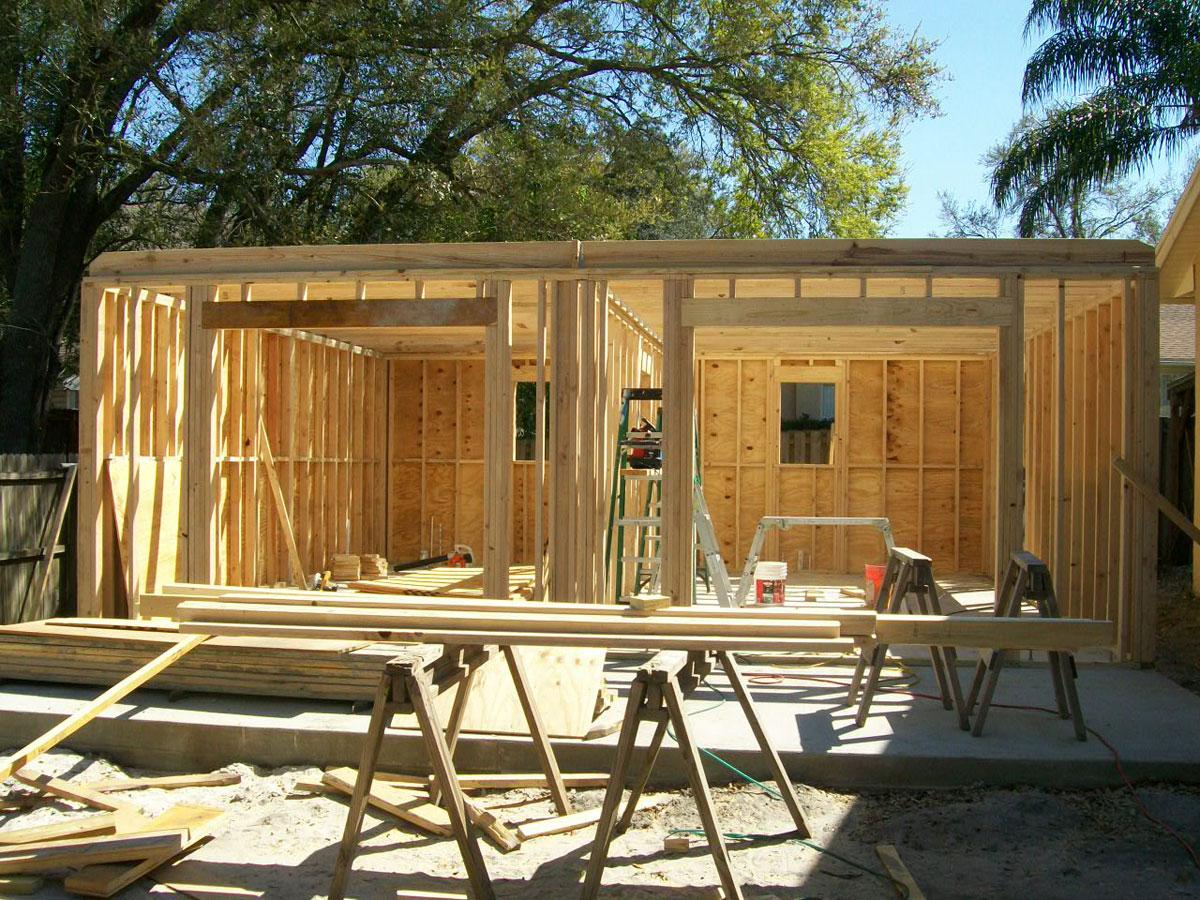 BUILDING A GARAGE OR CARPORT in Phoenix AZ? Additions