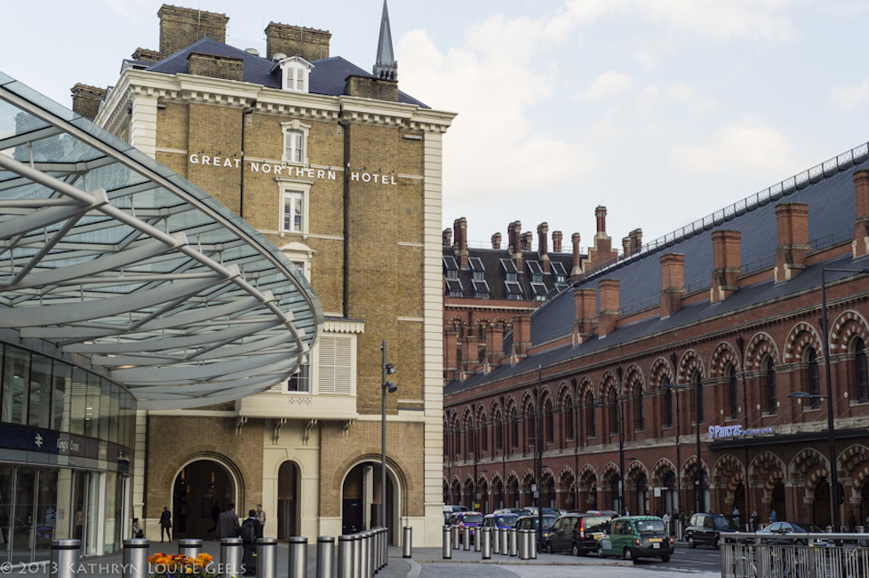 Ted Baker to acquire new block in King's Cross, north London.