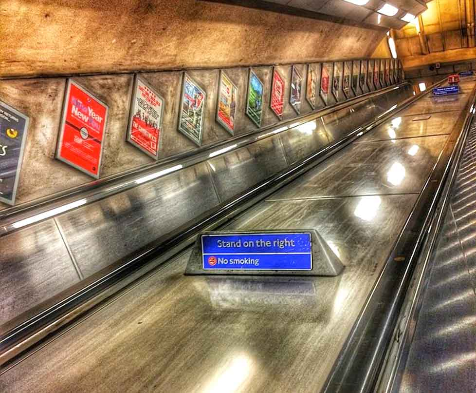 Travel for free on the tube with Apple Pay