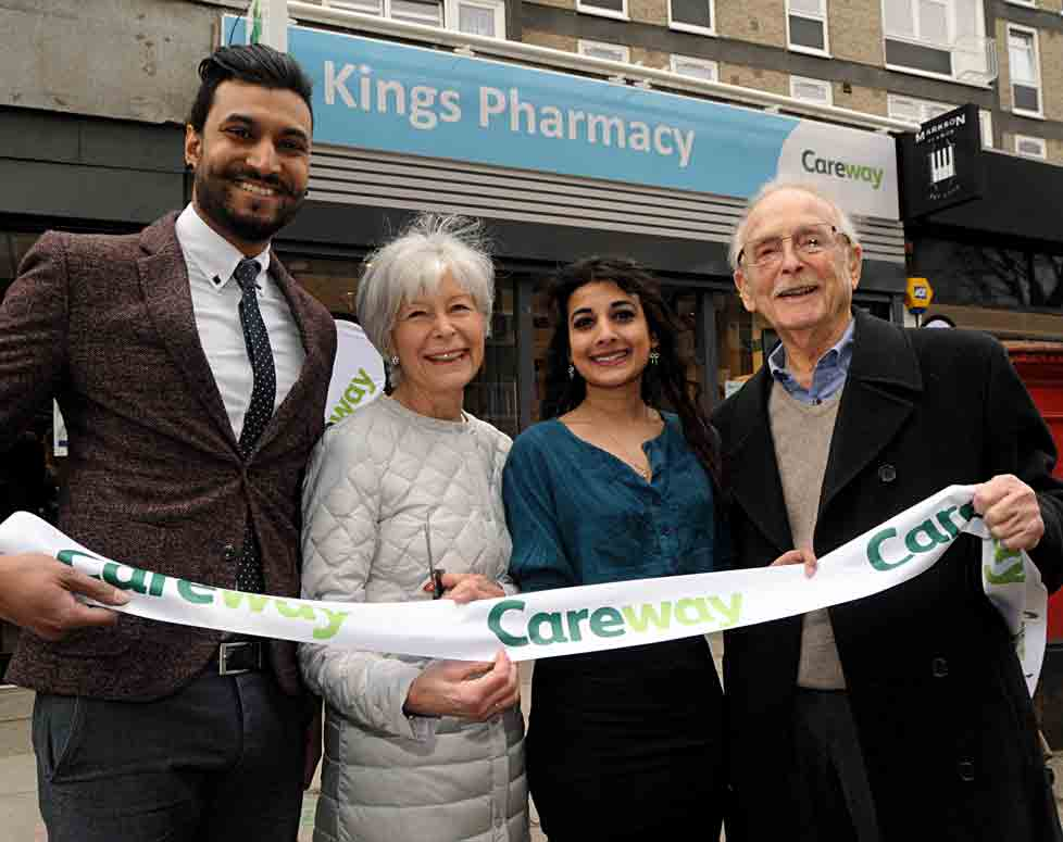 Camden pharmacy opens new concept in community health