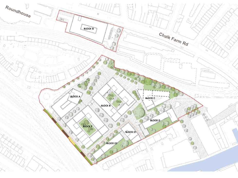 Morrisons plan to sell AirSpace in Camden