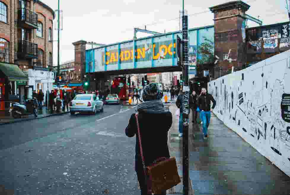 Camden blog locking off