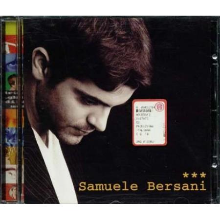 Samuele Bersani  Omonimo (giudizi Universali) Cd