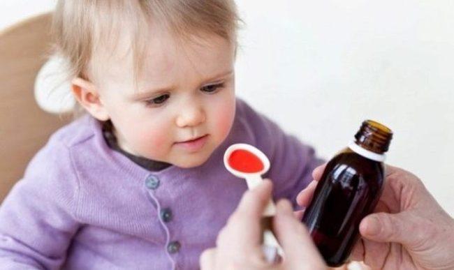 diş çıkaran bebeklere ilaç