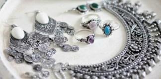 gümüş takıların beyazlatılması