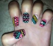 nail colors & styles talk