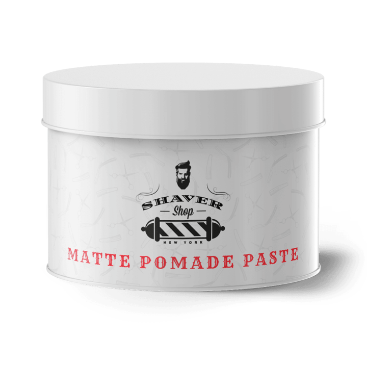 Matte Pomade Paste