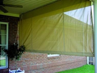 curtain tan