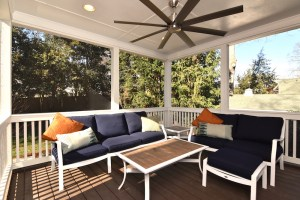 508 Westover Screened porch