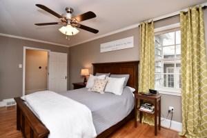 928 Kearns Ave, Buena Vista, WS view of master bedroom
