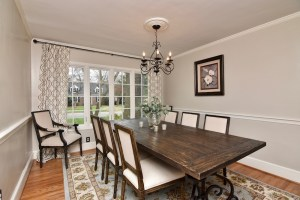 928 Kearns Ave, Buena Vista, WS view of dining room