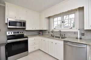 928 Kearns Ave, Buena Vista, WS view of kitchen