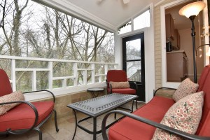 866 Magnolia St Ardmore WS For Sale screened porch